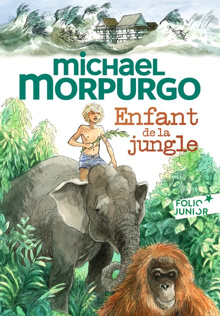 Enfant de la jungle - Michael Morpurgo, Sarah Young