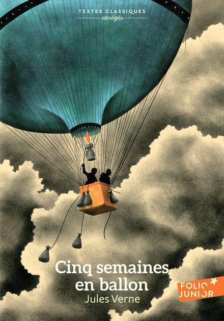 Cinq semaines en ballon -  Riou, Jules Verne