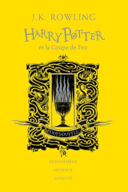 Harry Potter et la Coupe de Feu - Levi Pinfold, J.K. Rowling
