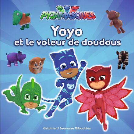 Yoyo et le voleur de doudous -  Romuald
