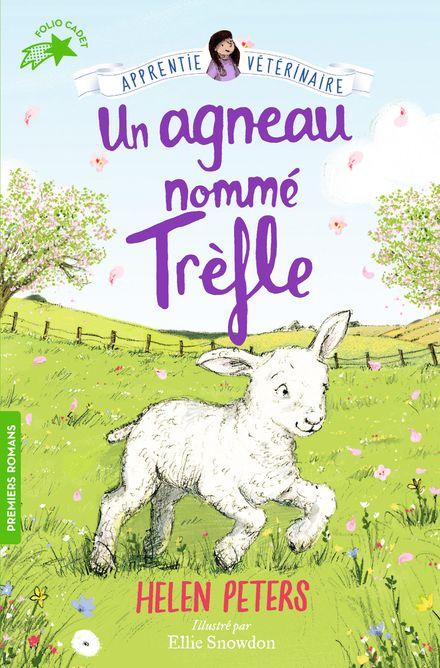 Un agneau nommé Trèfle - Helen Peters, Ellie Snowdon
