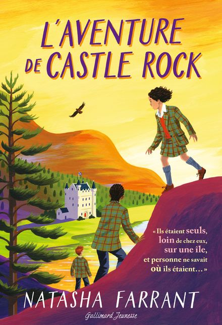 L'aventure de Castle Rock - Natasha Farrant