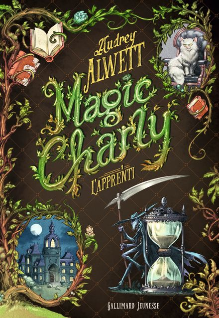 Livre Magic Charly | Gallimard Jeunesse