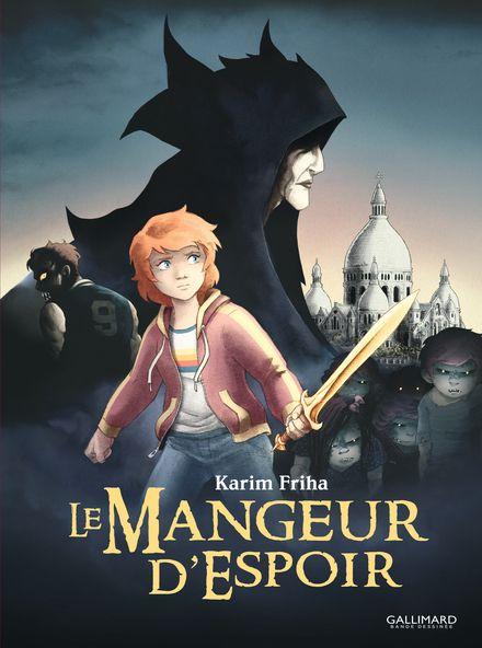 Le Mangeur d'Espoir - Karim Friha