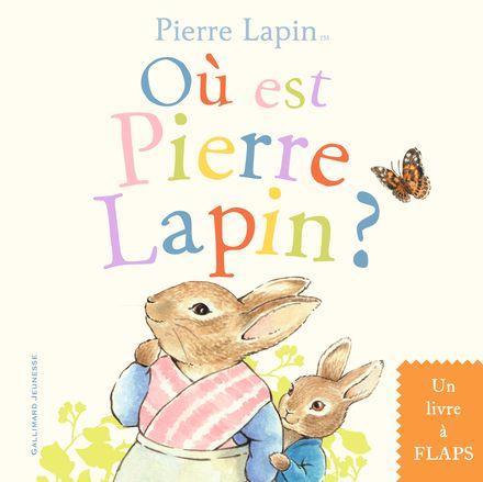 Où est Pierre Lapin? -
