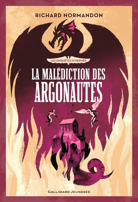 La malédiction des Argonautes - Richard Normandon