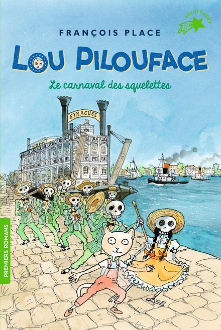 Le carnaval des squelettes - François Place