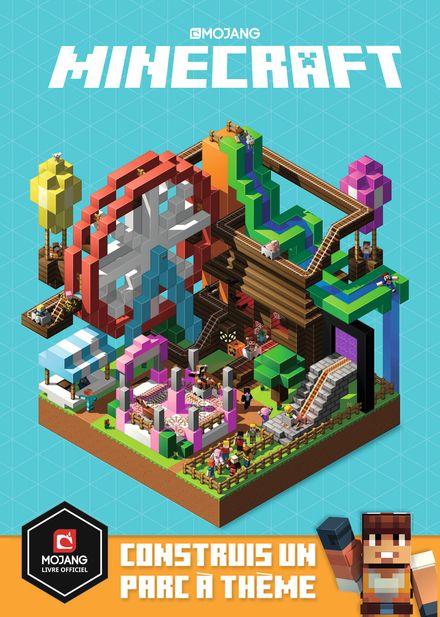 Minecraft : Construis un parc à thème - Ryan Marsh, Stephanie Milton