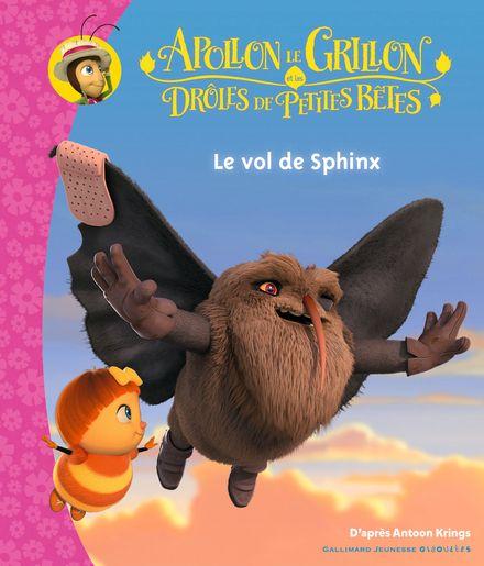Le vol de Sphinx - Antoon Krings
