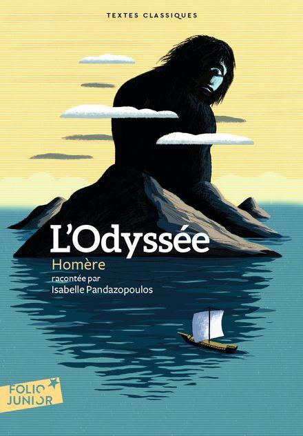 L'Odyssée -  Homère, Rémi Saillard
