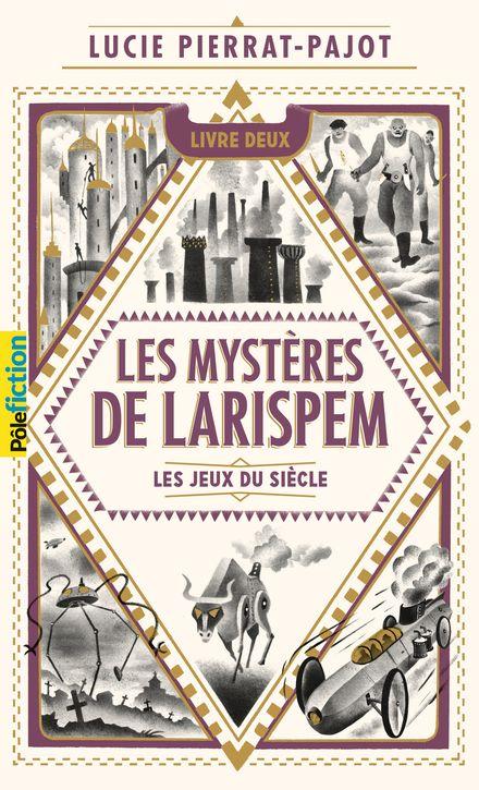 Les Jeux du Siècle - Donatien Mary, Lucie Pierrat-Pajot