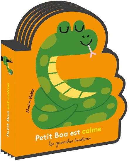 Petit Boa est calme - Marion Billet