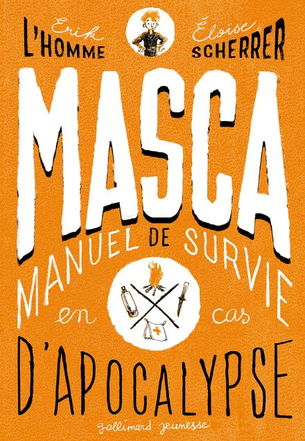MASCA - Erik L'Homme, Éloïse Scherrer