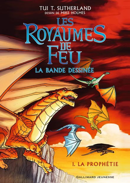 Les Royaumes de Feu, 1 - Mike Holmes, Tui T. Sutherland