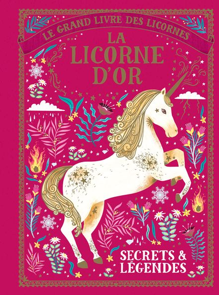 La licorne d'Or -  un collectif d'illustrateurs, Selwyn E. Phipps
