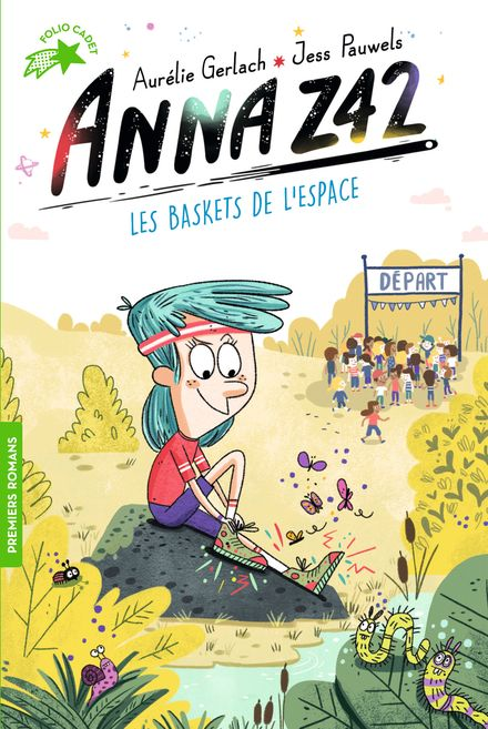 Anna Z42 - Aurélie Gerlach, Jess Pauwels