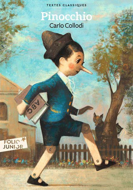 Les aventures de Pinocchio - Carlo Collodi