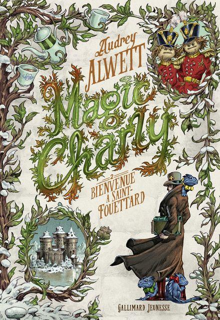 Magic Charly - Audrey Alwett