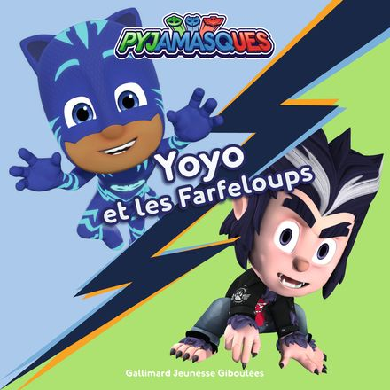Yoyo et les Farfeloups -  Romuald