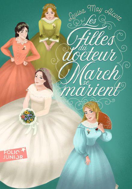 Les filles du docteur March se marient - Louisa May Alcott