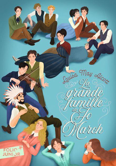 La grande famille de Jo March - Louisa May Alcott