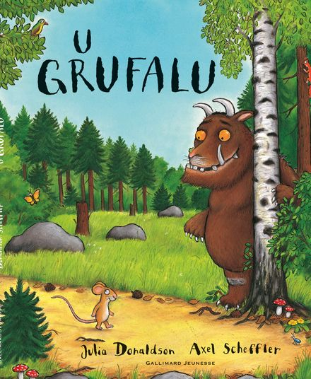 U Grufalu - Julia Donaldson