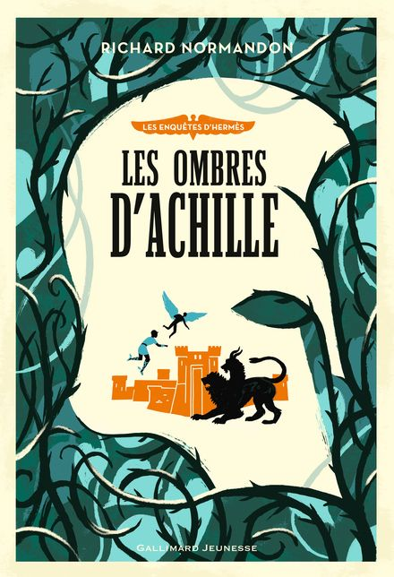 Les ombres d'Achille - Richard Normandon