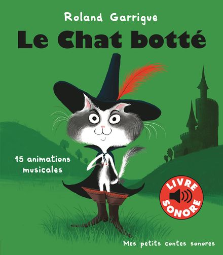 Le Chat botté - Roland Garrigue