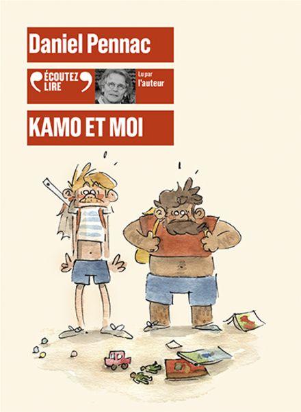 Kamo et moi - Daniel Pennac