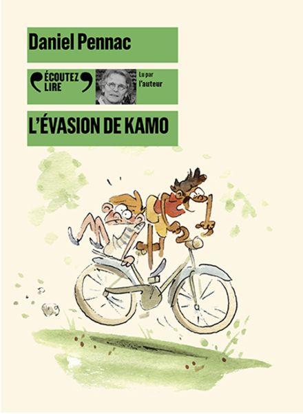L'évasion de Kamo - Daniel Pennac