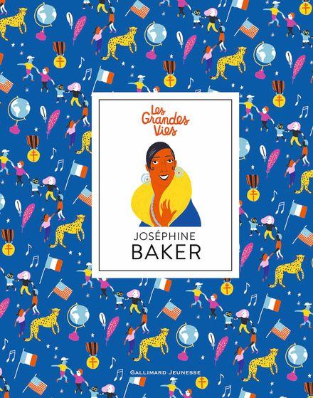 Joséphine Baker - Alice Babin