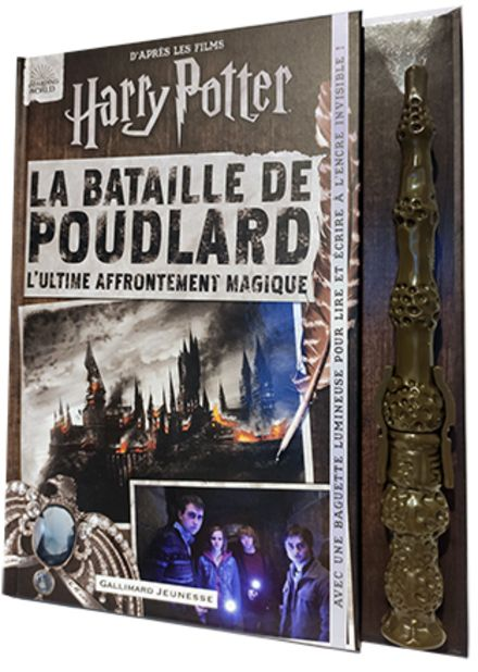 Harry Potter - La bataille de Poudlard -