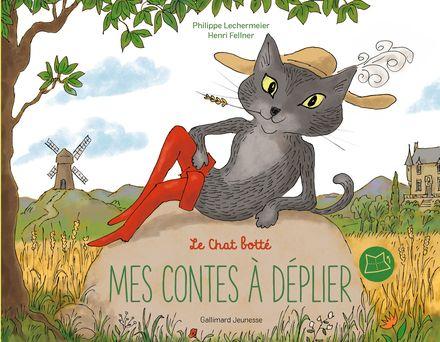 Le Chat botté - Philippe Lechermeier