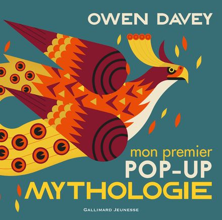 Mon premier pop-up de la mythologie - Owen Davey