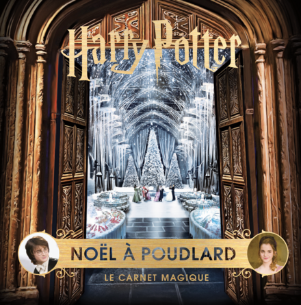 Harry Potter : Noël à Poudlard -