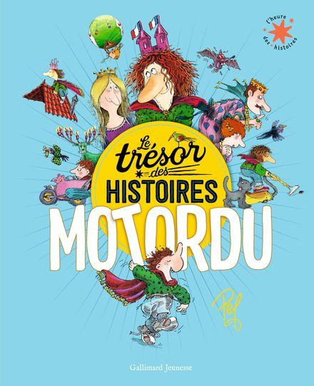 Le trésor des histoires - Motordu -  Pef
