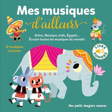 Mes musiques d'ailleurs - Marion Billet