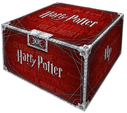 Harry Potter, I à VII - J.K. Rowling