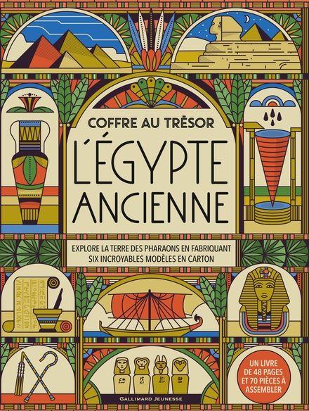L'Égypte ancienne - Matthew Morgan, Studio Muti