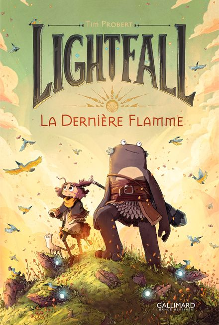 Lightfall - Tim Probert