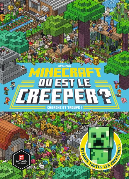 Minecraft : Où est le creeper ? -  Mr Misang