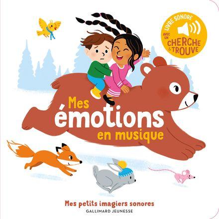 Mes émotions en musique - Elsa Fouquier
