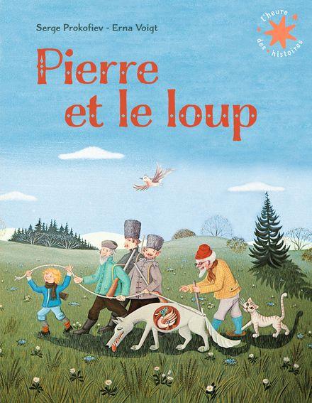 Pierre et le loup - Serge Prokofiev, Erna Voigt