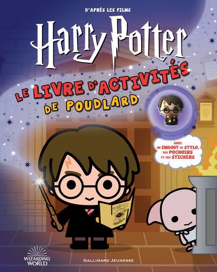 Le livre d'activités de Poudlard -