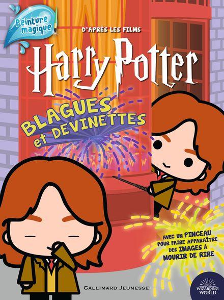 Harry Potter – Blagues et devinettes -