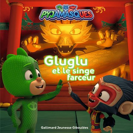 Gluglu et le singe farceur -  Romuald