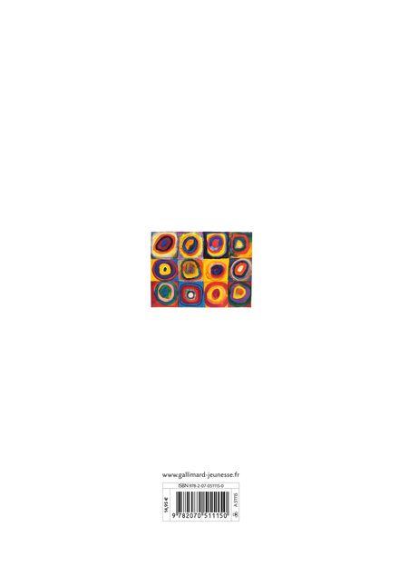 Dessiner avec... Vassily Kandinsky - Ana Salvador