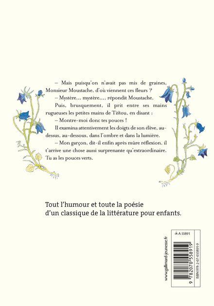 Tistou les pouces verts - Maurice Druon, Jacqueline Duhême