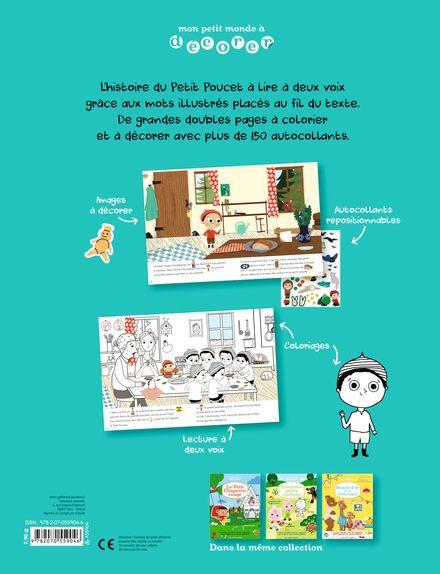 Le Petit Poucet - Marie Paruit