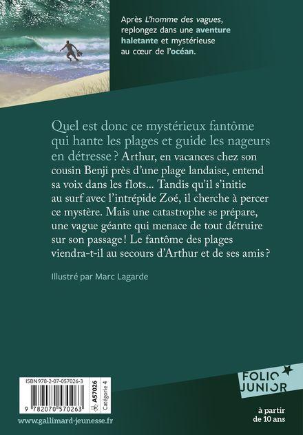 Le fantôme des plages - Marc Lagarde, Hugo Verlomme